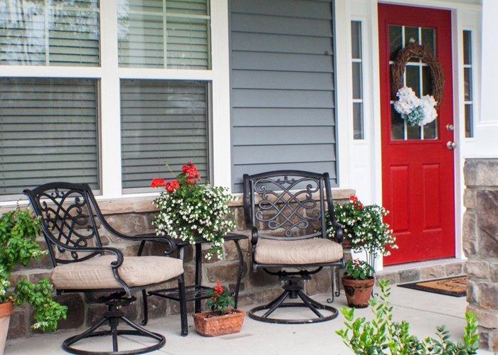 amenajare pentru veranda