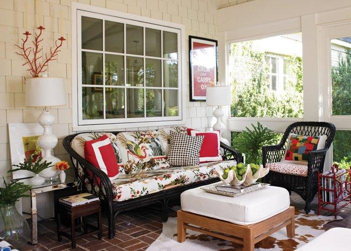 idei de amenajare pentru veranda