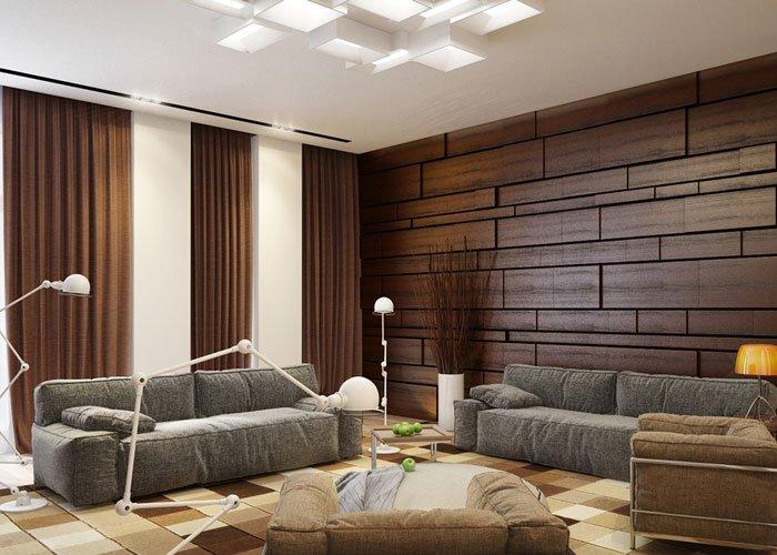 cum sa incorporezi lemnul intr-un decor moder