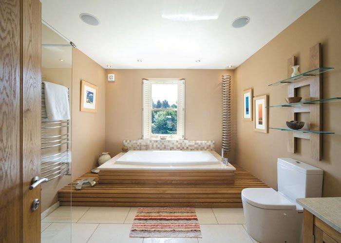 cum sa incorporezi lemnul intr-un decor modern