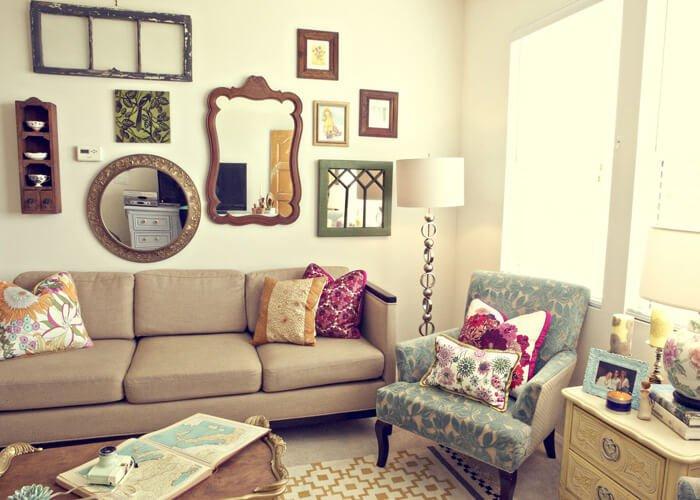 stilul eclectic pentru design interior